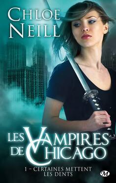 Les Vampires de Chicago, tome 01