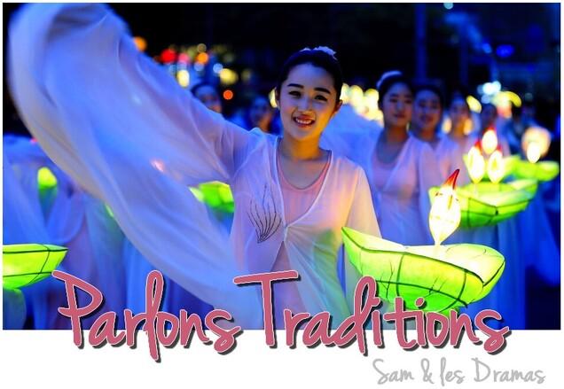Sommaire des articles sur les Traditions coréennes