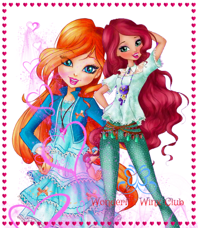 Bienvenue sur Wonderful Winx Club