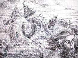 Ys, la Légende de Dahud, la bonne sorcière d'Ys