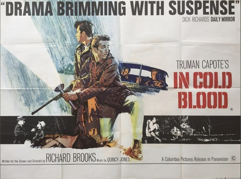 IN COLD BLOOD BOX OFFICE USA 1968