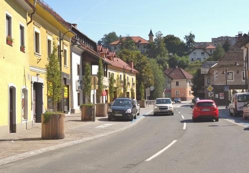 Dravograd et Ravne na Koroskem en Slovénie (photos)