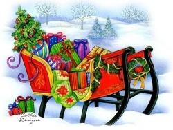 Plus 4 jours avant l' arrivée du Père Noël