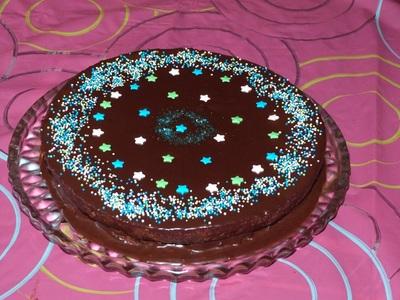 Blog de charlottopoire :Charlottopoire... mes petites créas..., Gâteau au chocolat