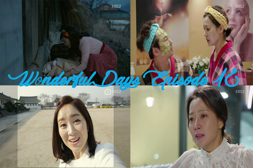 Wonderful days Episode 12