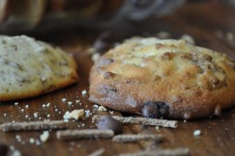 Cookies aux pépites de chocolat t aux céréales All-Bran Plus