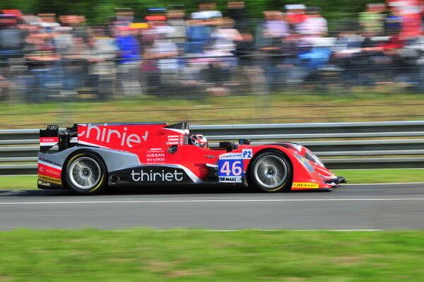 Le Mans 2012 I