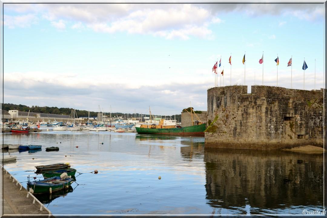 Le port de Concarneau (2)