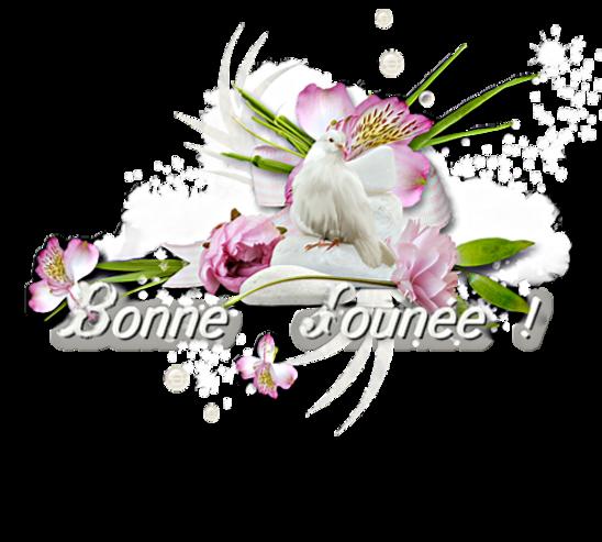 ♥ BONNE SEMAINE ♥