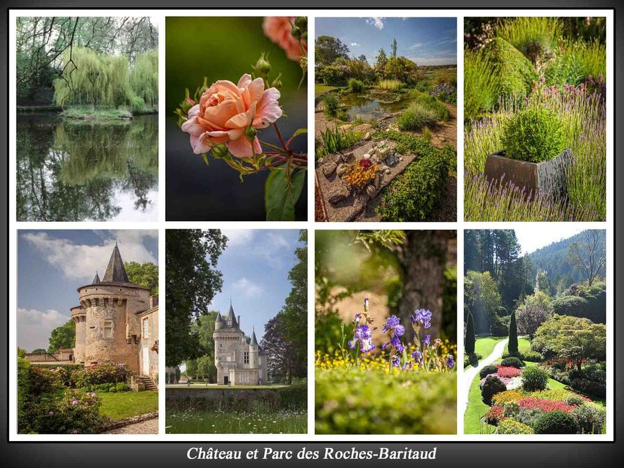 « Balade de 7 jardins vendéens »