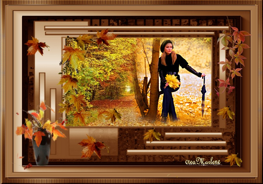 ♥ Feuilles d'automne ♥