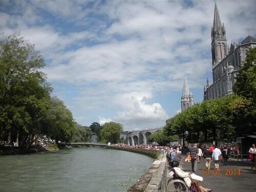 Lourdes - Visite