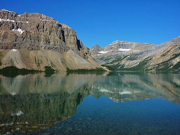Jour 19 route des Glaciers lac Bow 2