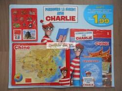 N° 1 Parcours le monde avec Charlie - Test