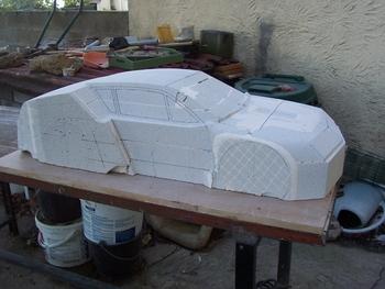 Projet Alpine A310 (153)