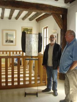 Paul Balme et Yves le Tallec, ensemble à la Vagabonde.