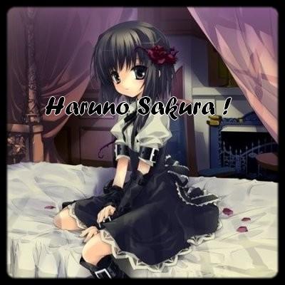 Commande de Haruno Sakura !