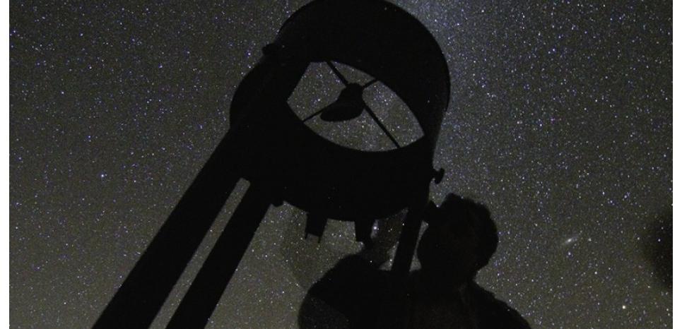 Ce week-end c'est la nuit des étoiles. JL Dauvergne / C&E Photos