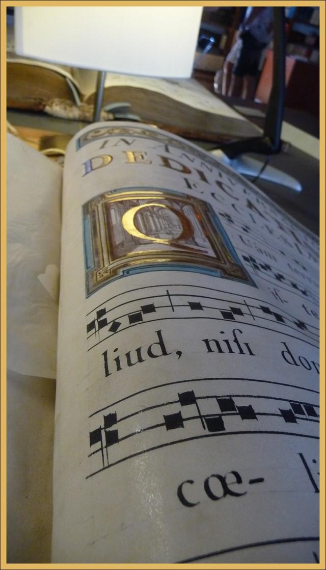 Blog de mimipalitaf : mimimickeydumont : mes mandalas au compas, journées du patrimoine (la bibliothèque du Séminaire)