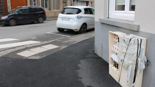 Bergues : Problème avec des armoires électriques