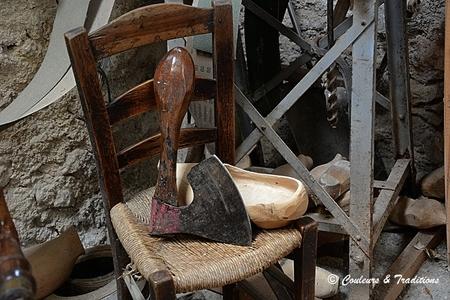 Atelier du sabotier, Lautrec