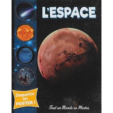 Concours Acti-livres sur le thème de l'espace et de la terre.