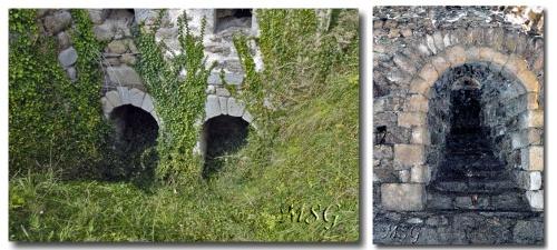 Les châteaux de Châlus - The castles of Châlus - 4