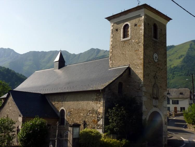 Église d'Arbéost