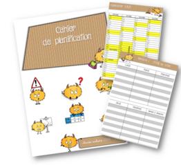 Cahier de planification 2018/2019