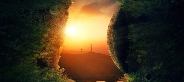A Toi, Seigneur, le Ciel chante Ta gloire....
