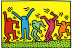 keith harinf