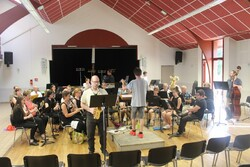 Concert Harmonie à Ciron