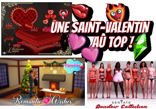 Ma sélection de ccs Saint-Valentin ! - NON FINI