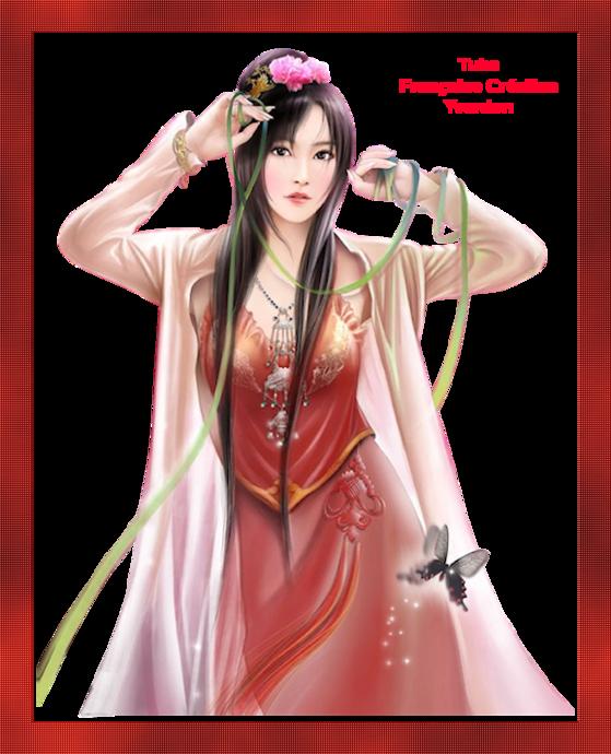 Femmes Asiatiques (01 à 12)