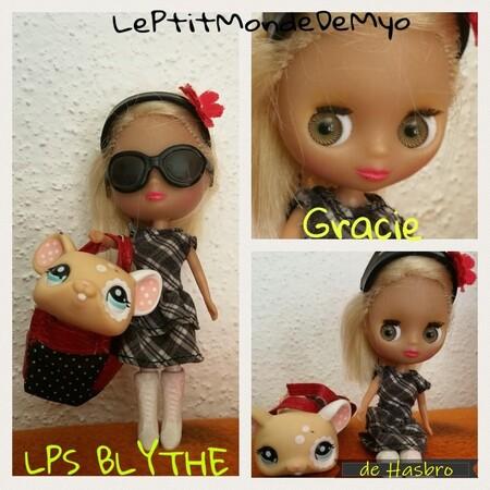Gracie une LPS Blythe