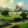 Le château des douze Princesses et la prairie