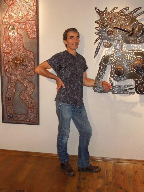 Frédéric Brochec : expo