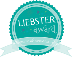 Liebster award Tag : Tag n°1