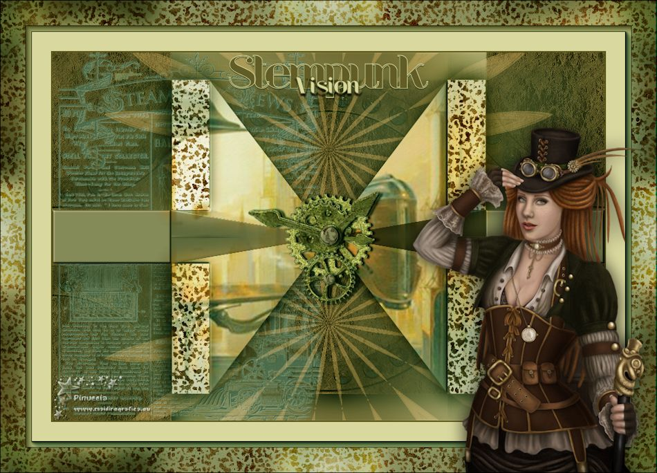 Steampunk Vision 2