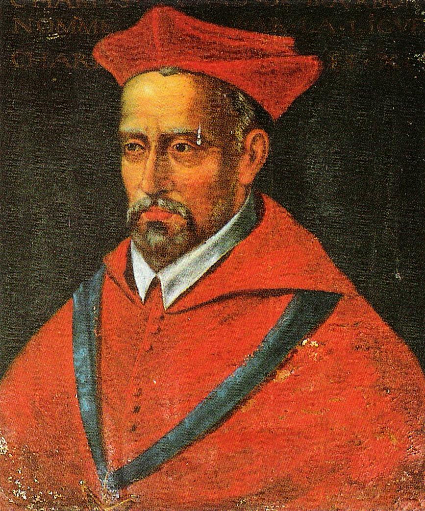 Charles Ier de Bourbon (archevêque de Rouen) — Wikipédia