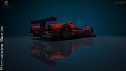 Team Genoa Racing Oreca FLM09 - LMS10