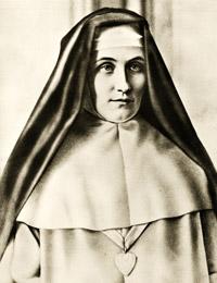 Bienheureuse Maria Droste ou Marie du Divin Cœur de Jésus, sœur de la Charité du Bon Pasteur à Porto au Portugal († 1899)