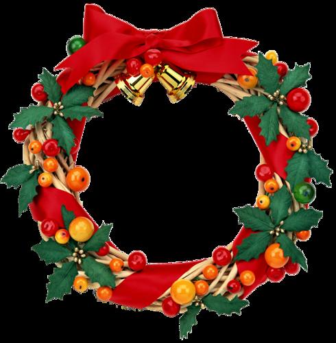 Couronnes de Noël Série 1   ♥