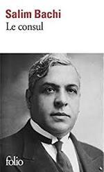 Salim Bachi, Le consul, Folio