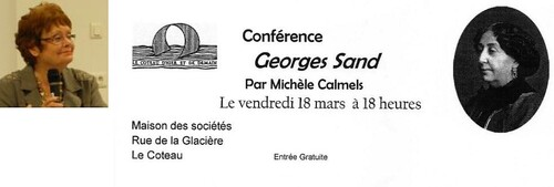 """Conférence chez nos amis du """"COTEAU D'HIER et DE DEMAIN"""""""
