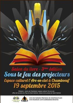 Balades littéraires de Chamboeuf