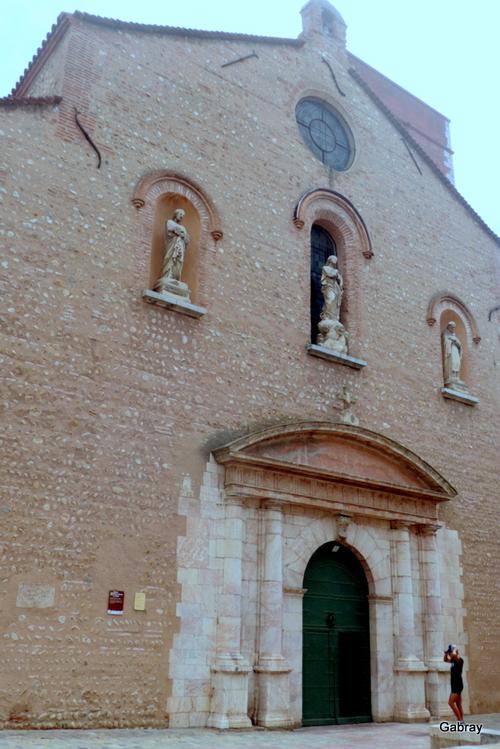 Perpignan: église de la Real