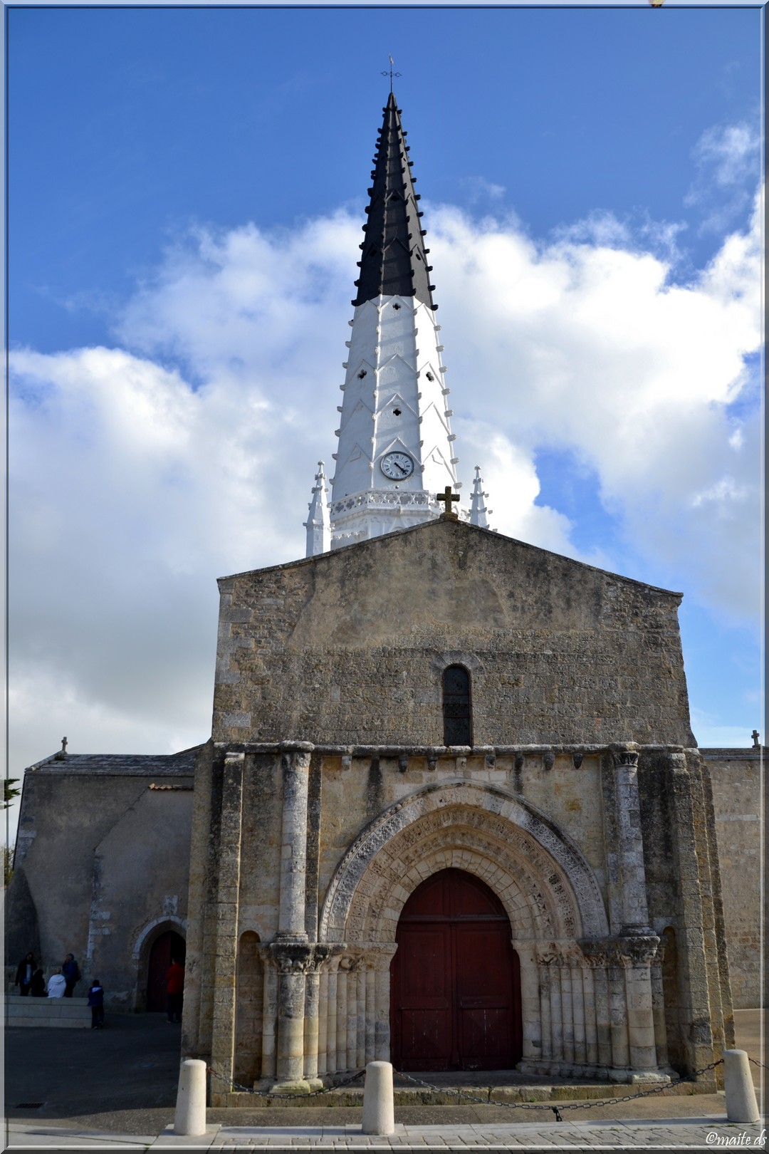 Eglise Saint-Etienne d'Ars en Ré (17)