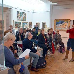 Musée des Beaux Arts 17 Décembre 2015