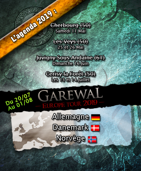 Garewal Europe Tour 2019